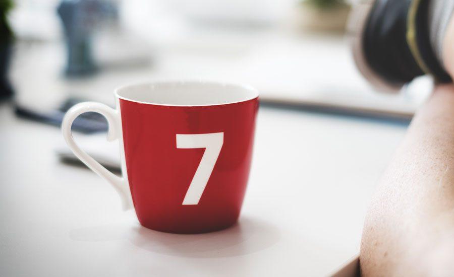 เลข 7 ความเชื่อด้านอาถรรพ์ความรัก